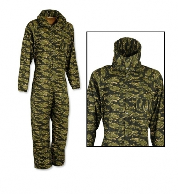 Coverall Padded Collar